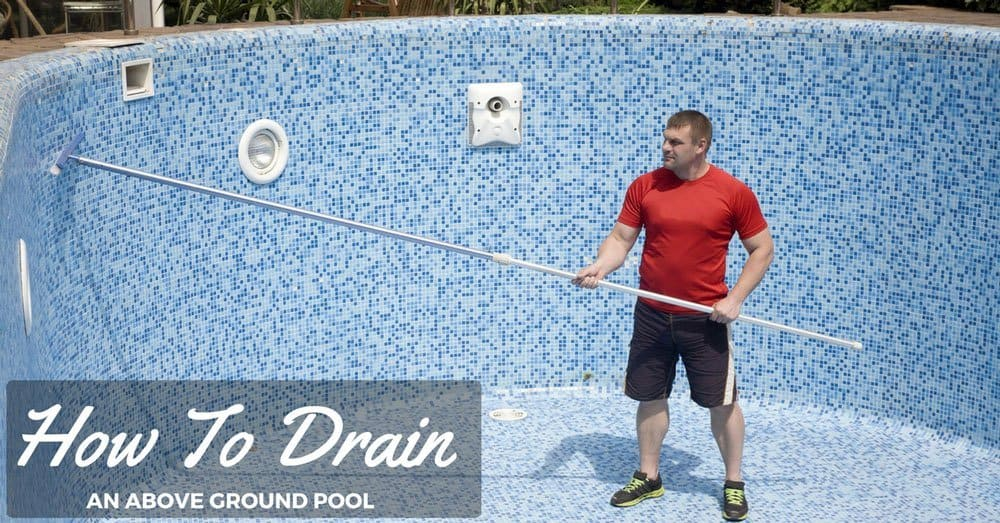 Draining An Above Ground Pool To Clean Car Insurance