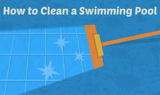 how to brush you pool