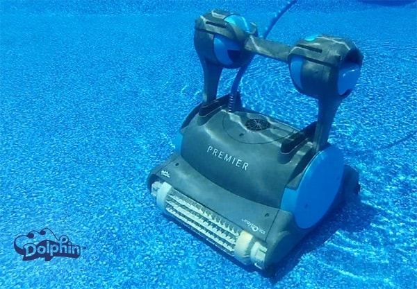 Dolphin Premier Robotic Pool Cleaner Reviews The Rex Garden