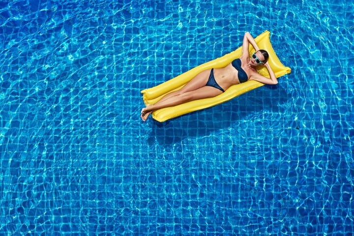 Best-pool-floats