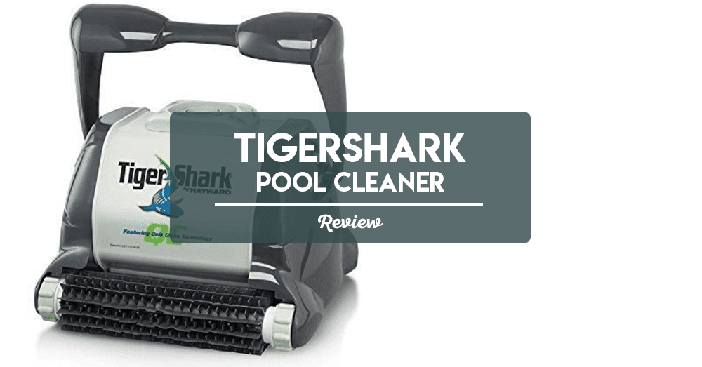 tigershark pool cleaner
