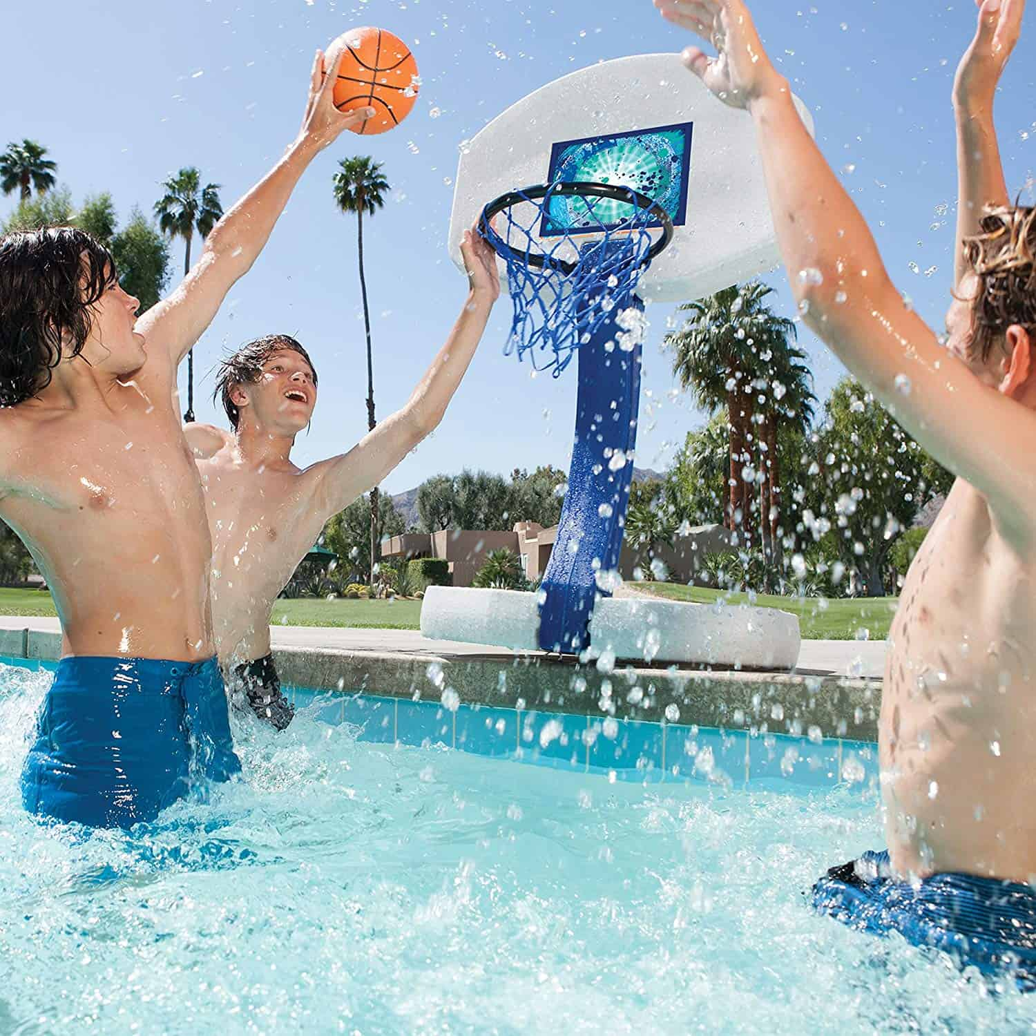 Best Pool Basketball Goals 2019 - The Rex Garden