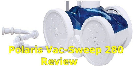 polaris vac sweep 280 review