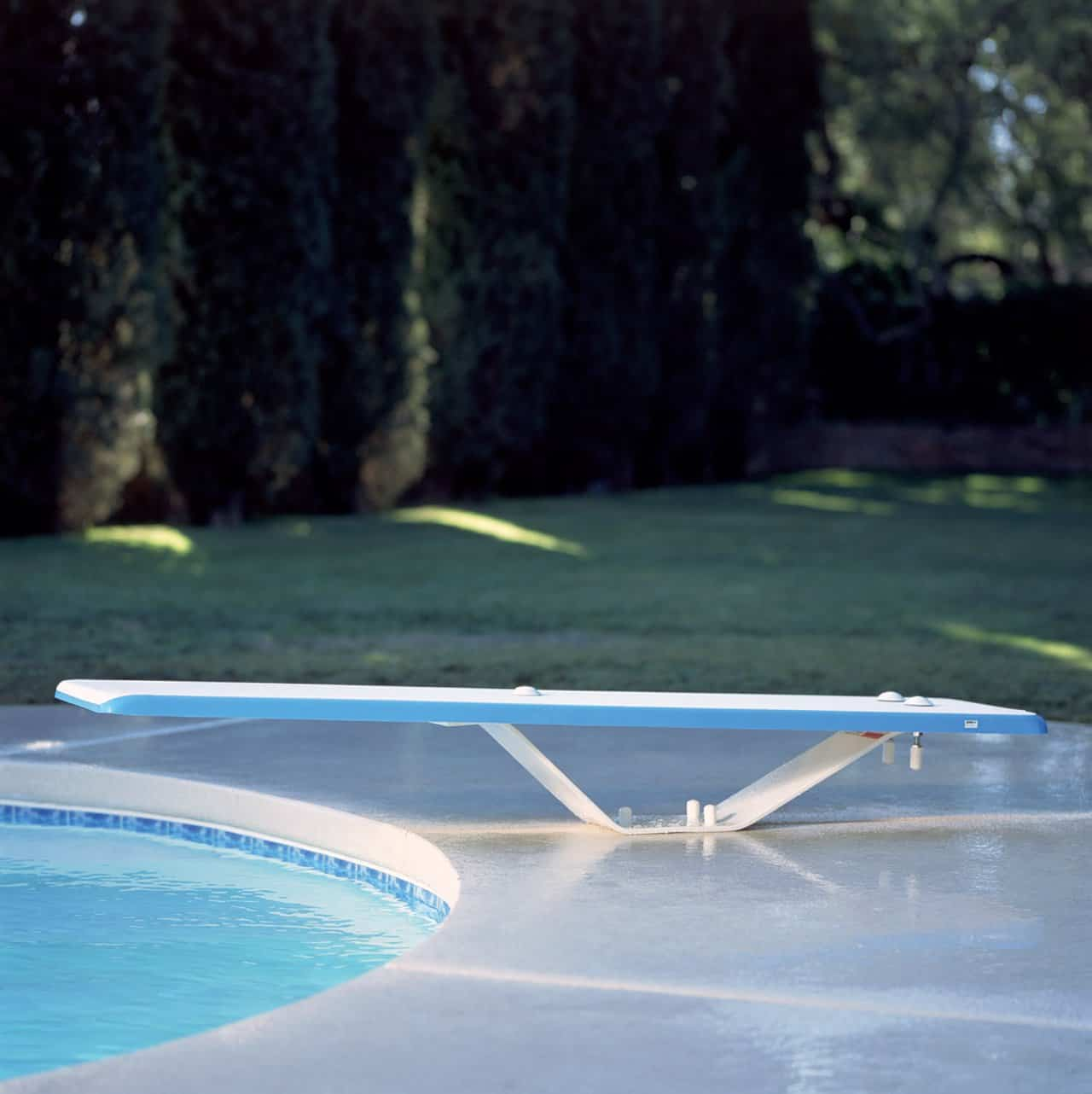 swimming pool diving boards