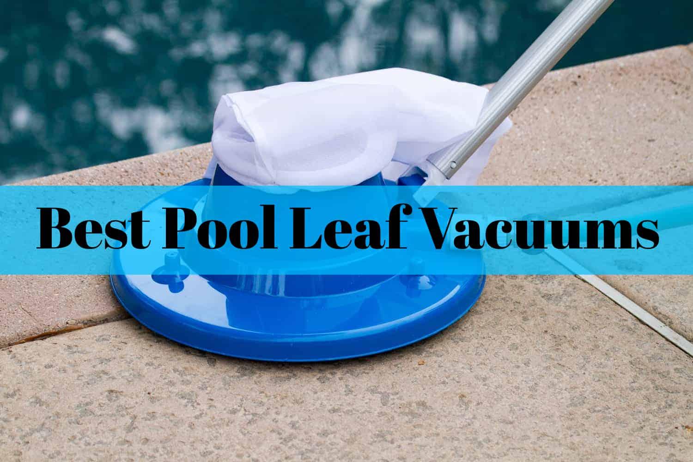 pool leaf vacuums