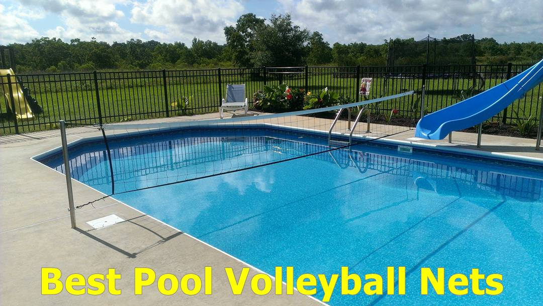 Best Pool Volleyball Nets The Rex Garden