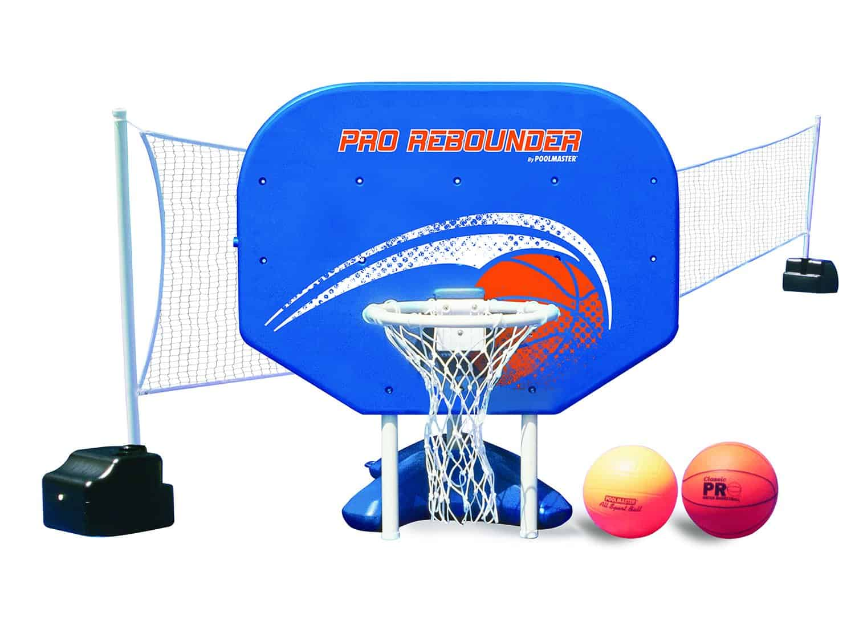 water basketball hoops