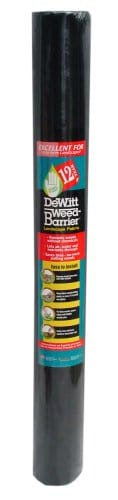 Dewitt 4-Foot by 50-Foot 12-Year Weed Barrier Fabric