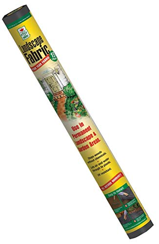 Easy Gardener 3-Foot by 50-Foot 15 Year Landscape Fabric