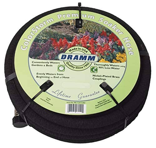Dramm Premium Soaker Garden Hose