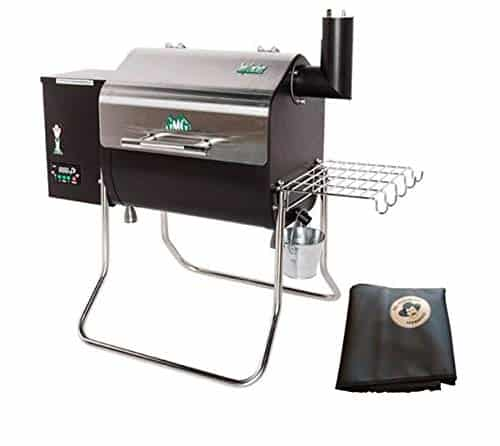 Green Mountain Grill 2019 Davy Crockett Pellet Grill with Cover- Wi-Fi Enabled