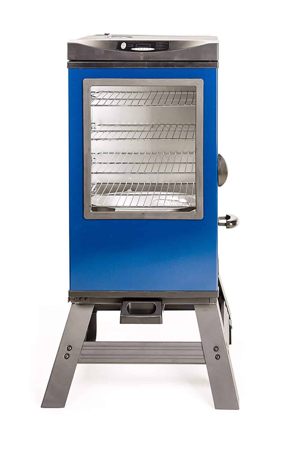 Masterbuilt 20076816 4-Rack Digital Electric Smoker