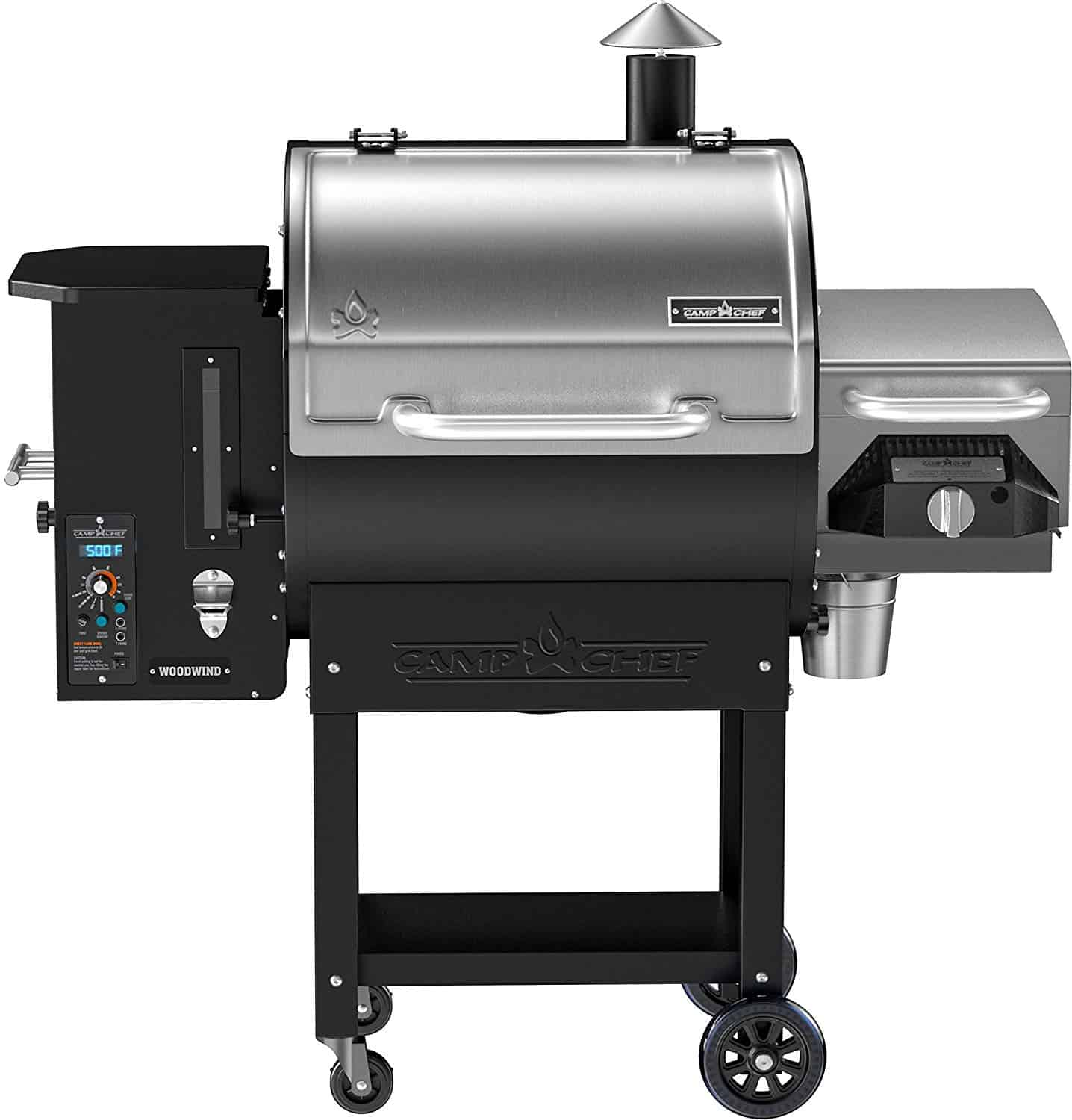 Camp Chef Woodwind Pellet Grill with Sear Box