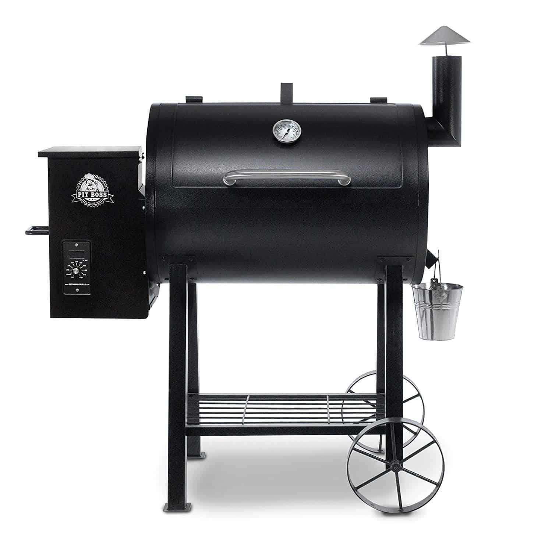 Pit Boss Grills 71820FB PB820FB BBQ Pellet Grill and Smoker