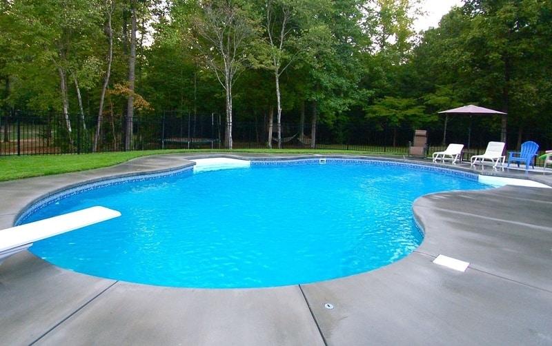 2020 S Top 10 Small Inground Pool Ideas The Rex Garden