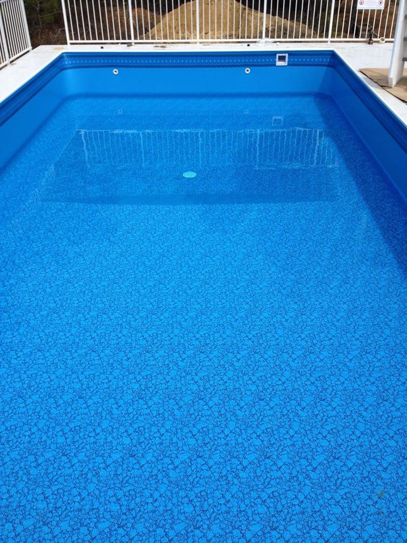 Deep pools