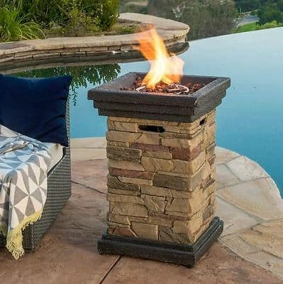 Patio Fire Bowl