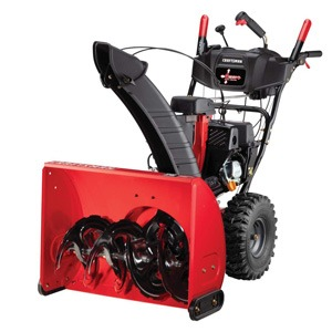 Craftsman 24 Snow Blower Review