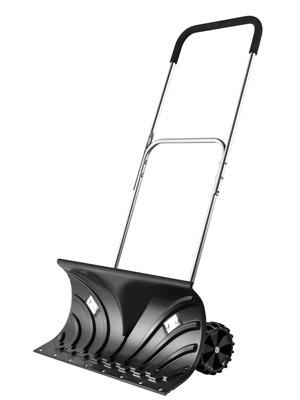 orientools heavy duty snow shovel