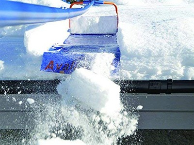 avalanche snow removal