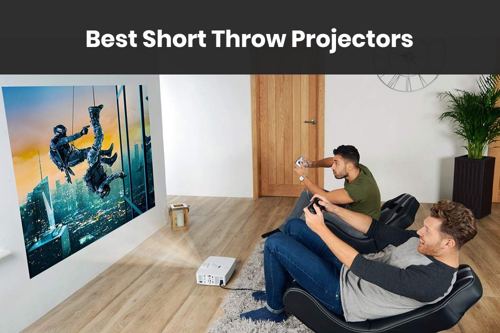 Best Short Throw Projectors
