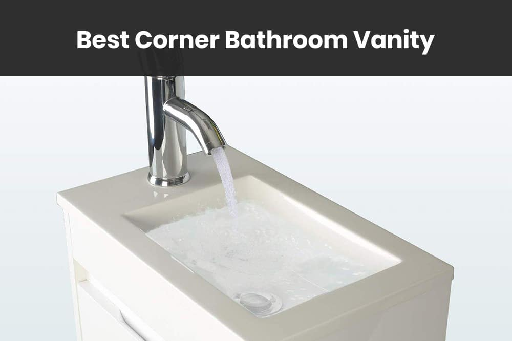 best corner bathroom vanity