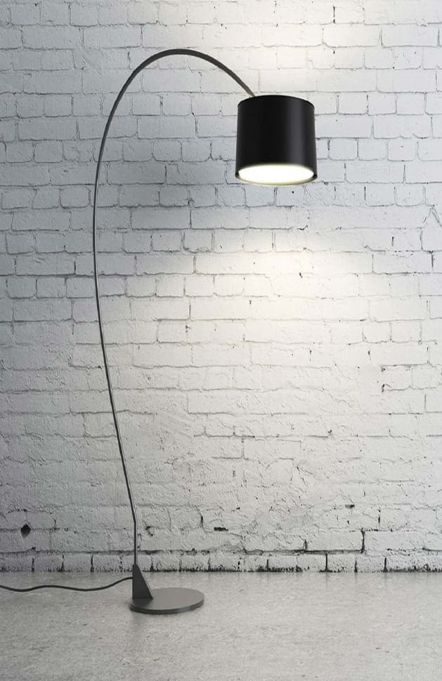 arc design floor lamp