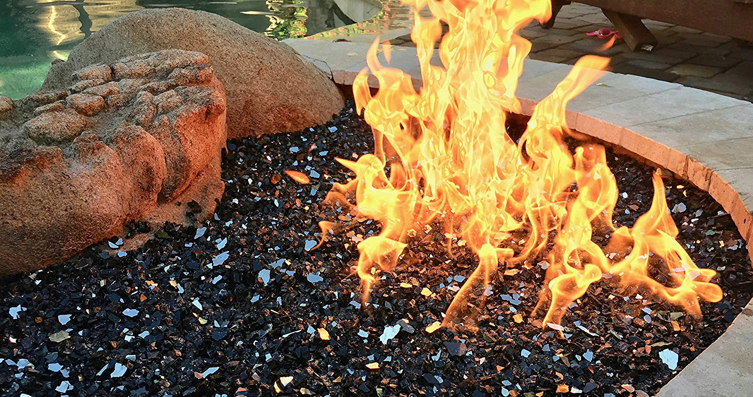 What To Put In Bottom Of A Fire Pit The Rex Garden