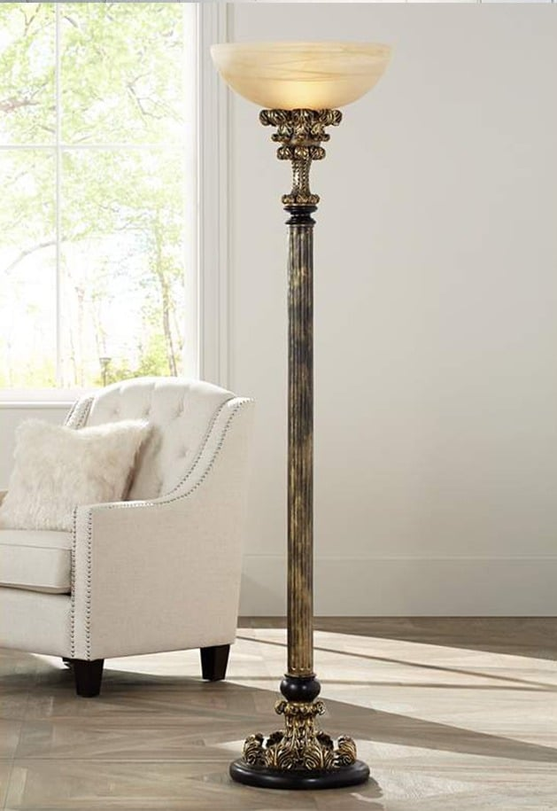 torchiere floor lamp