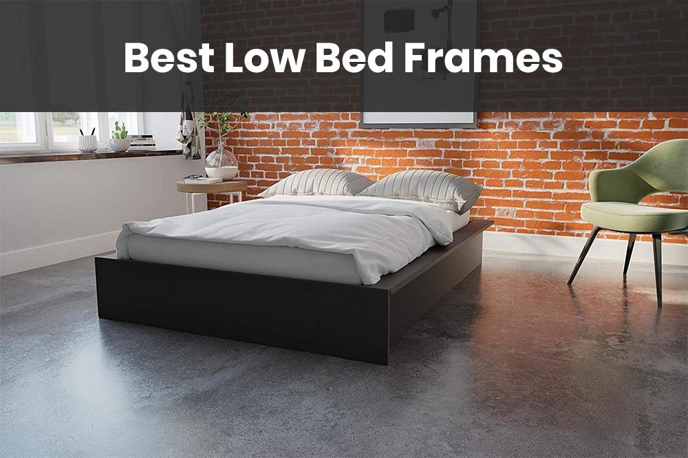 best low bed frames