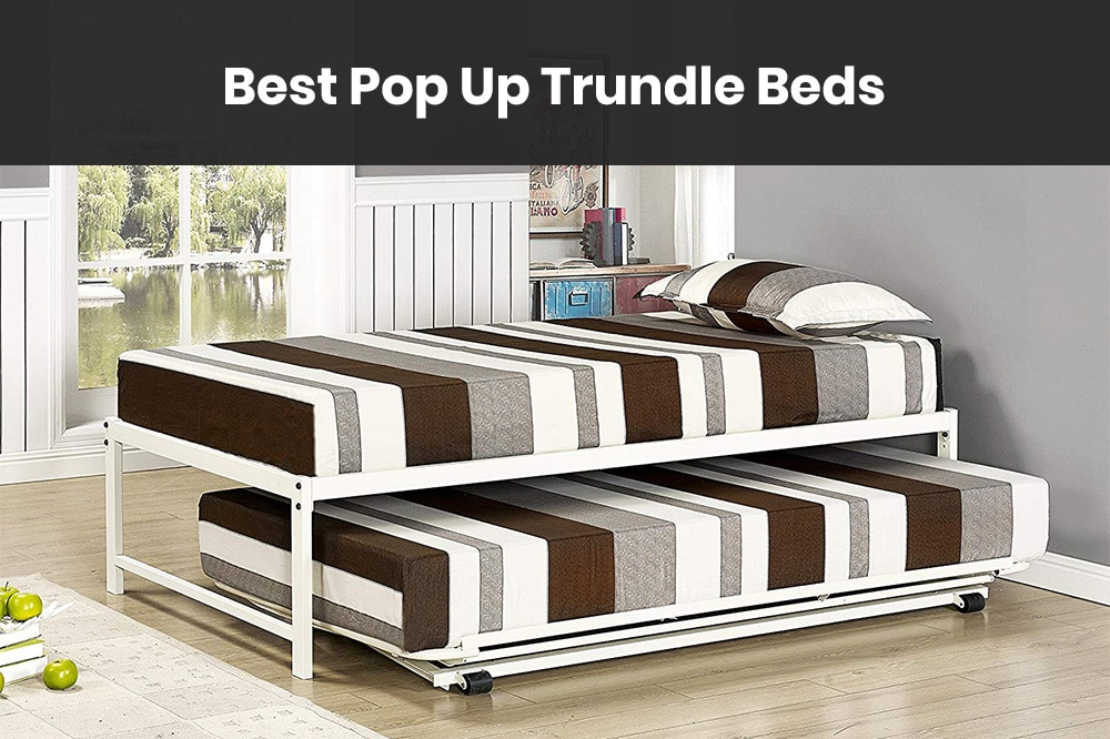 best pop up trundle beds
