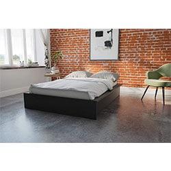 dhp maven upholstered bed