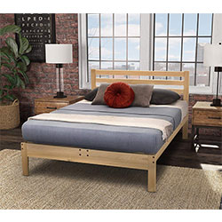 kd frames lexington platform bed
