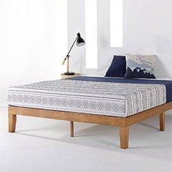 mellow platform bed frame
