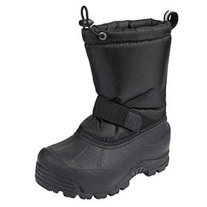 northside boys girls toddler snow boots