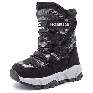ubfen kids women snow boot