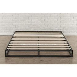 zinus joseph modern bed frame