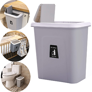 karyhome hanging trash can