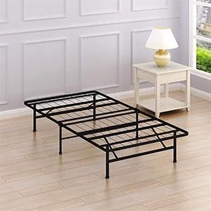 simple houseware 14-inch twin size mattress foundation platform