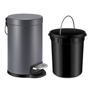 yctec mini trash can