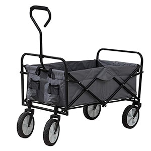 s2 lifestyle brazee collapsible folding wagon cart