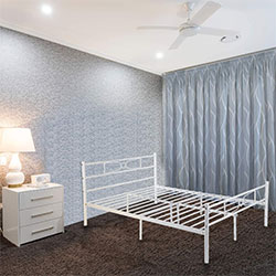 gime full-size bed frame