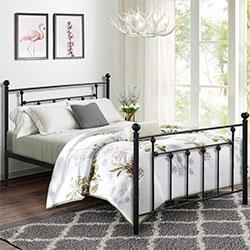 vecelo queen size bed