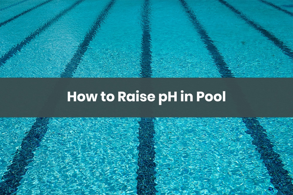 how to raise ph in pool