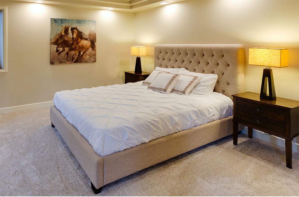 common bed sizes
