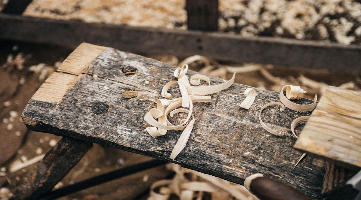grain of the wood