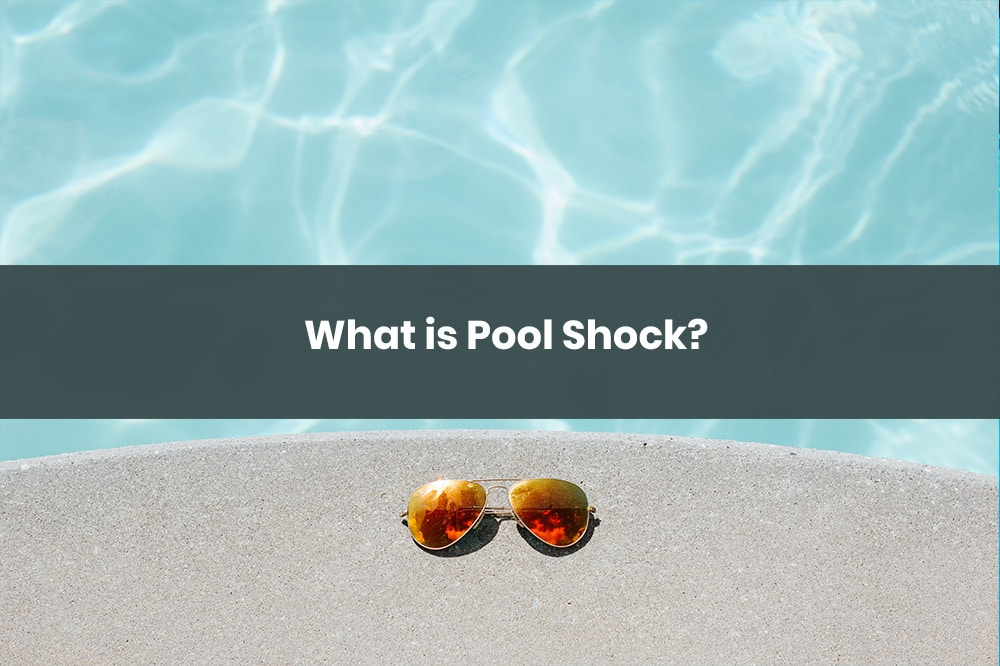 what is pool shock