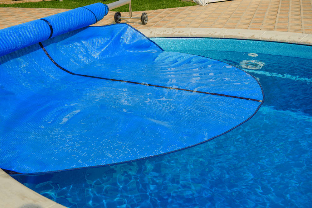 Caring for A Solar Pool Cover