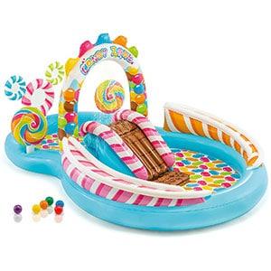 hard plastic kiddie pool