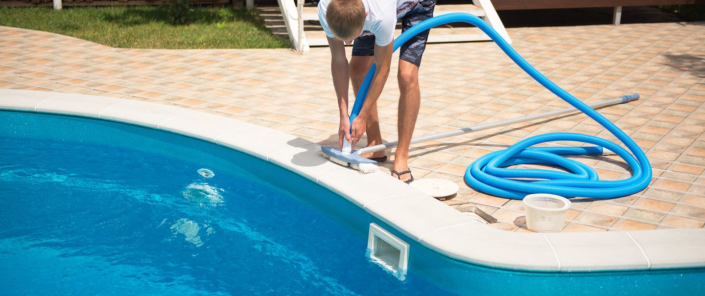 troubleshoot Swimming Pool